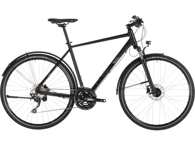 Cube Nature EXC Allroad Black'n'Grey